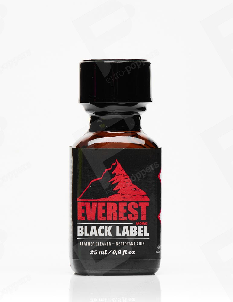 Popper Everest Black Label 24 ml