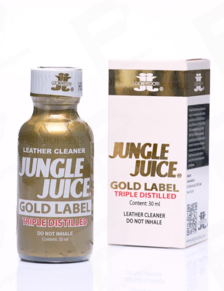 Popper Jungle Juice Gold Label Lockerroom 30 ml