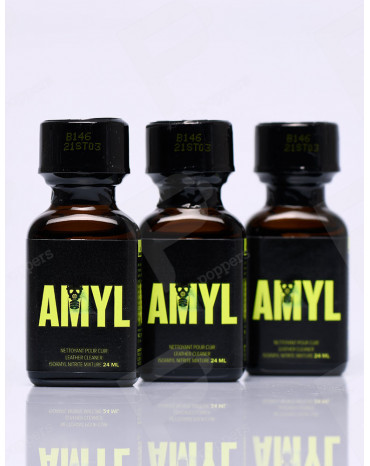 Pack de Poppers Amyl - 3 Unidades
