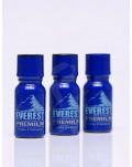 Pack de poppers Everest Premium x 3