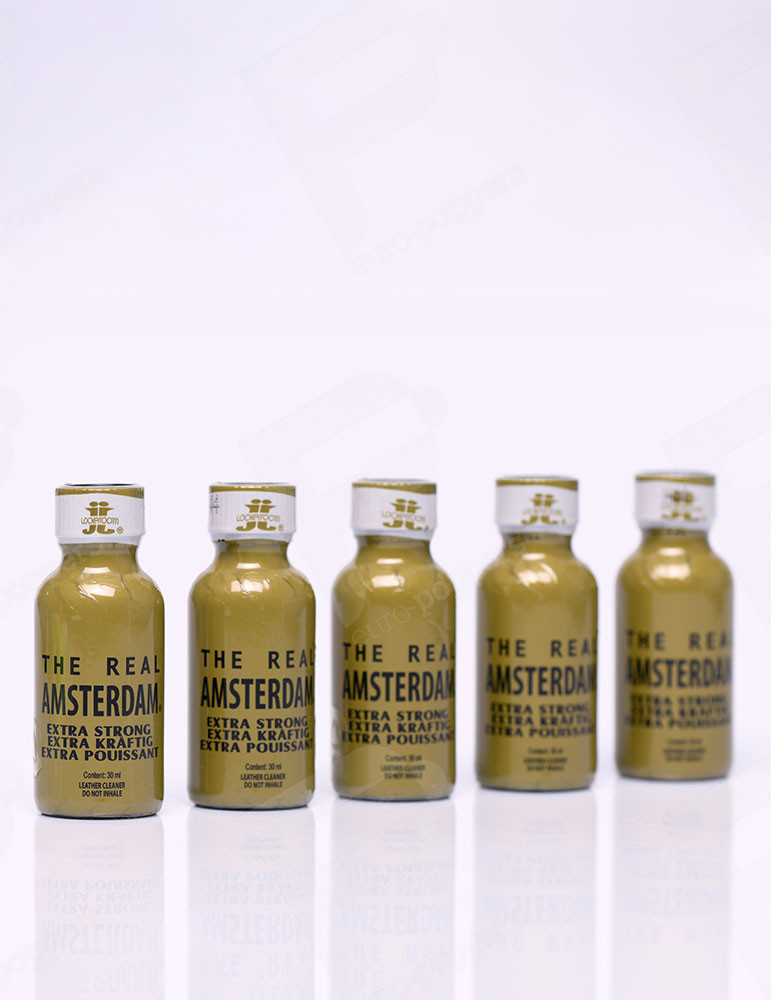 Poppers The Real Amsterdam