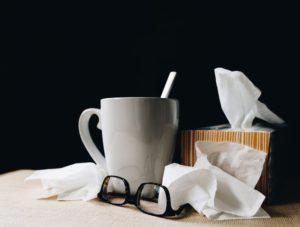 Congestión nasal y Poppers