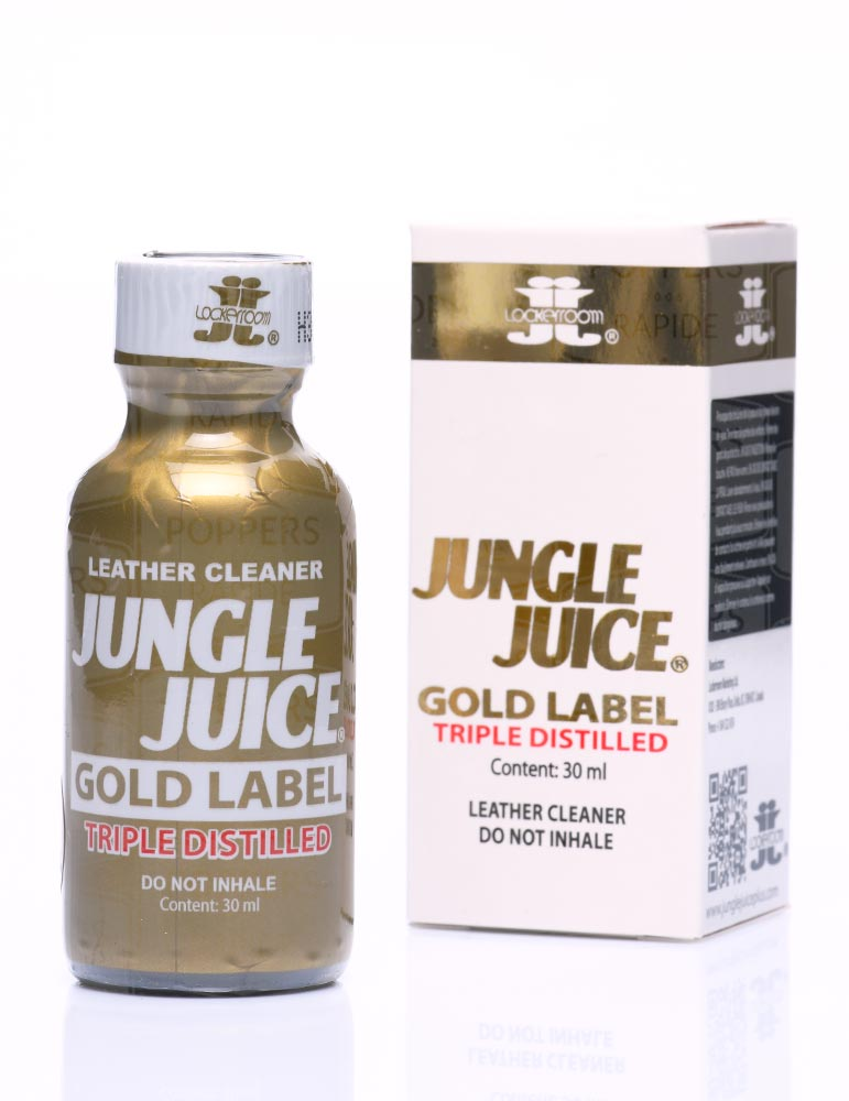 Popper Jungle Juice Gold Label 30 ml