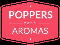 Poppers Aromas Logotipo